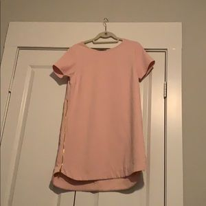 Lulu's pink dress, size M